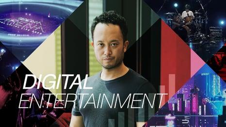 デジタル変革するエンタメの未来。急拡大するデジタルライブエンターテインメント市場