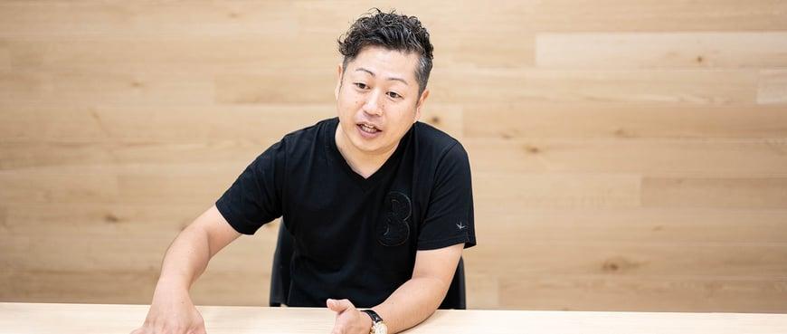 インターネット広告事業本部 宮本 隆輔