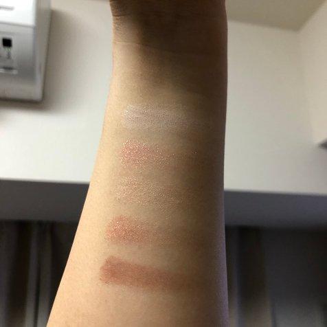 Nagi◡̈*♡.°⑅ さんが投稿した マキアージュ ドラマティックスタイリングアイズ RD606 ラズベリーモカ のクチコミ画像