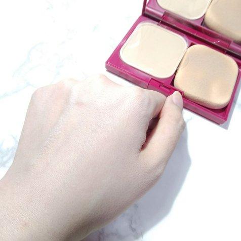 maro さんが投稿した エスプリーク ピュアスキン パクト UV のクチコミ画像