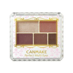 CANMAKE パーフェクトマルチアイズ 06 ロマンスベージュ