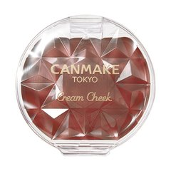 CANMAKE クリームチーク 20 ビターチョコレート