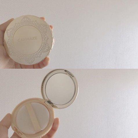 suzumi さんが投稿した CANMAKE マシュマロフィニッシュパウダー MB マットベージュオークル のクチコミ画像