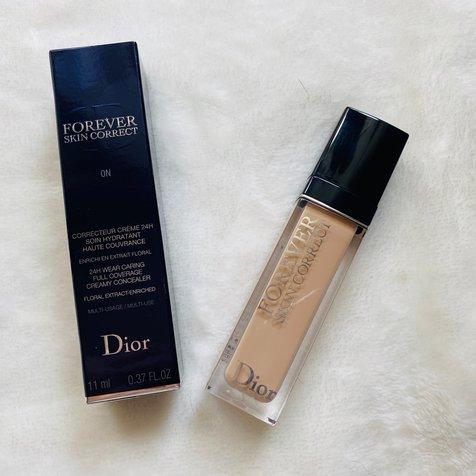 naco さんが投稿した Dior ディオールスキン フォーエヴァー スキン コレクト コンシーラー のクチコミ画像