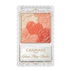CANMAKE グロウフルールチークス 13 ジューシーポップフルール(限定色)