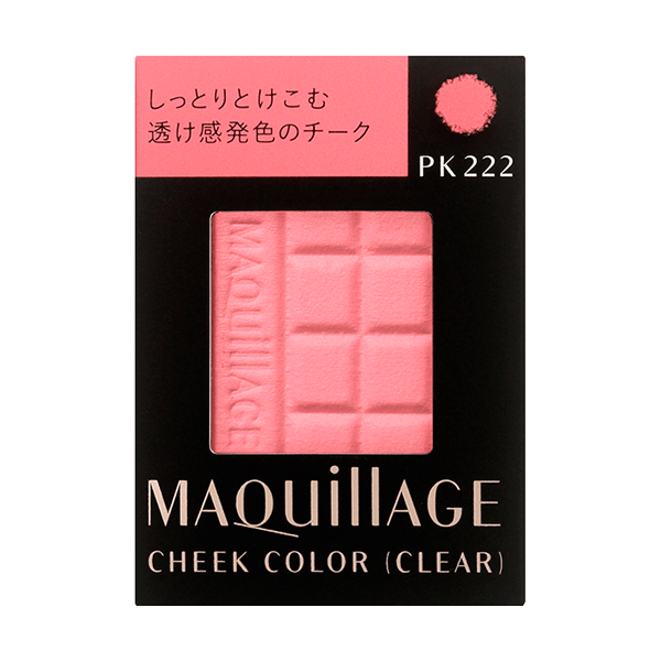 MAQuillAGE チークカラー (クリア)