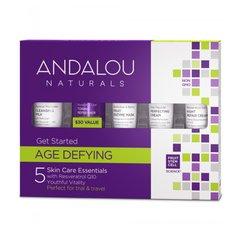 ANDALOU NATURALS(アンダルー ナチュラルズ) A トライアルキットの商品画像
