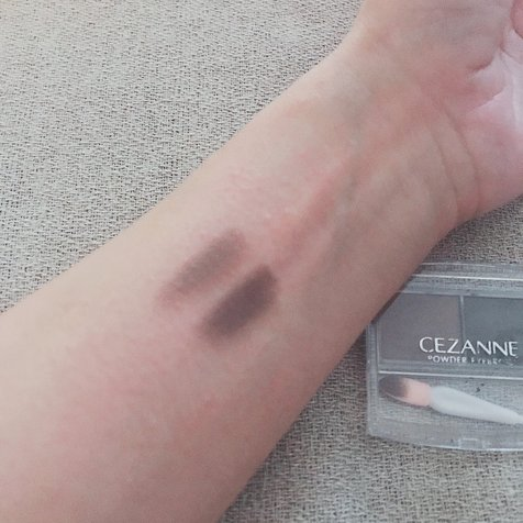Maria♡ さんが投稿した CEZANNE パウダーアイブロウR のクチコミ画像