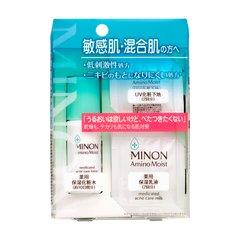 MINON Amino Moist(ミノン アミノモイスト) ミノン アミノモイスト 混合肌ライン トライアルセットの商品画像