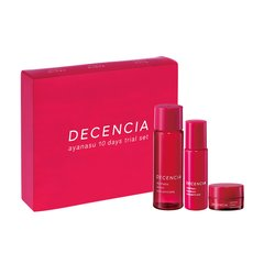 DECENCIA(ディセンシア) アヤナス トライアルセットの商品画像