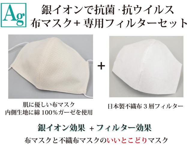 効果 布マスク フィルター 布マスクと不織布マスクの違いは?ウイルスや細菌に対する効果にも差が!