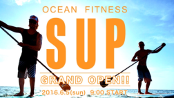 【OCEAN FITNESS】SUPで自然満喫!愛知県三河湾・西浦温泉を活性化!