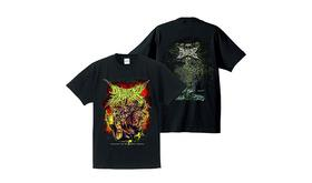 【Oversea shipping】Q: Ending credit(L) a plectrum and tour T-shirt of Dead End Orders