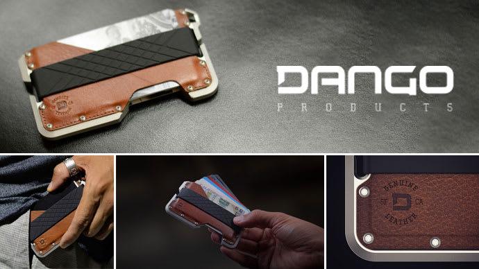 かっこいいだけじゃない。マルチツールも備えたデキる男のカードケース「DANGO」