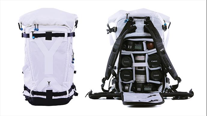 b7b1e4101a Makuake|北欧デザインの多機能カメラバッグ「FJORD」に新製品登場 ...