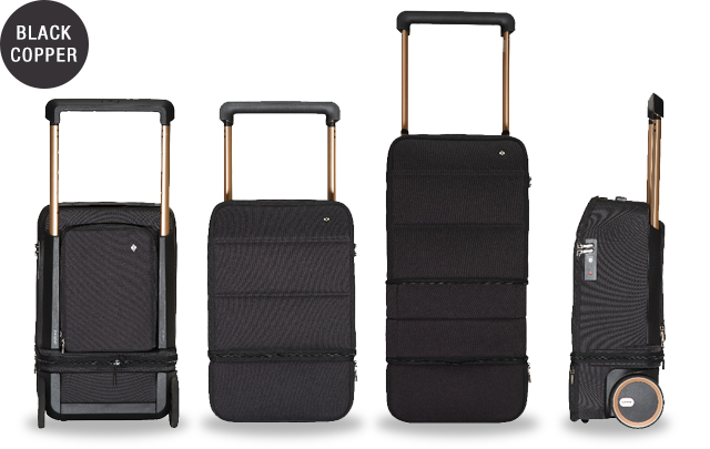 Smart Carry-on BLACK COPPER