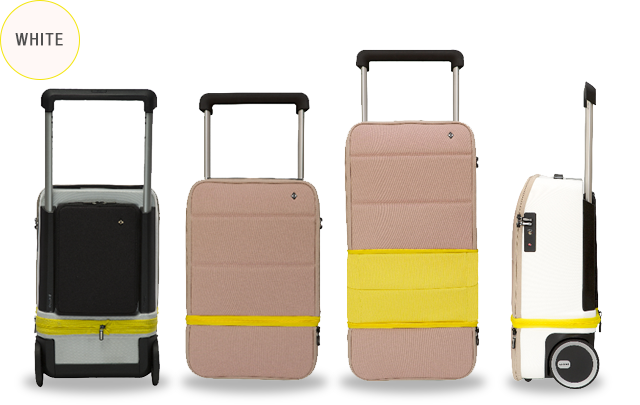 Smart Carry-on WHITE