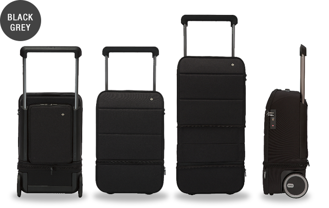 Smart Carry-on BLACK GREY