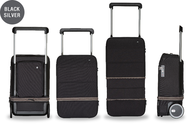 Smart Carry-on BLACK SILVER