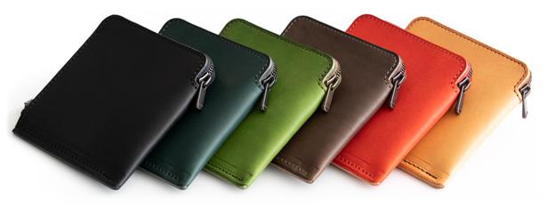 best service 946a1 abc5a ポケットに入る財布の決定版!「厚い革」の「薄い財布」《HITOE》短財布2